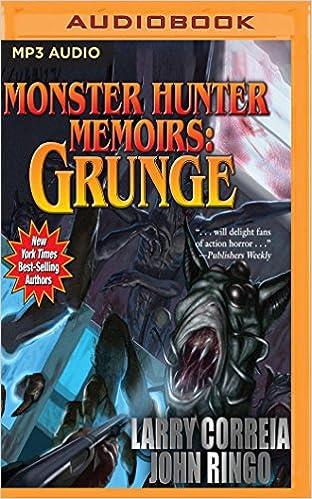 Grunge Monster Hunter Memoirs Amazon Larry Correia John