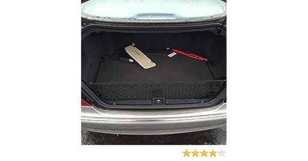 Envelope Style Trunk Cargo Net for Mercedes-Benz S-Class SL-Class S280 S350 S430 S500 S55 S600 S65 SL500 SL55 SL550 SL600 SL63 SL65 Trunknets Inc StTrMBsIsl/_net/_00-12