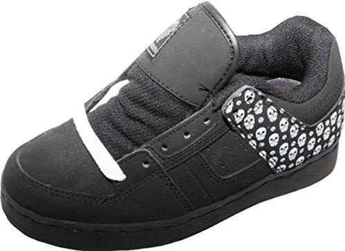 Osiris Skate Shoes Tron Kids Black/Maxx/ Skull