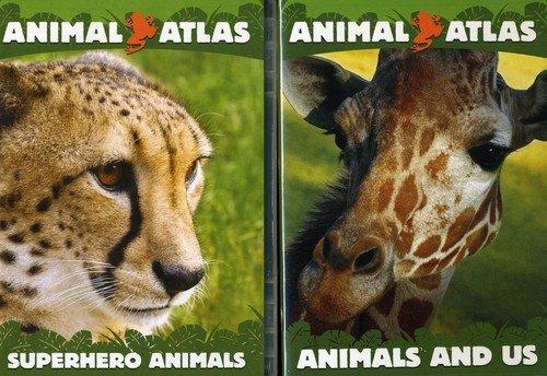 Animals & Us/Superhero Animals (Superhero Animal)