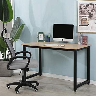 Escritorio Minimalista para computadora, Mesa de Oficina Simple de ...