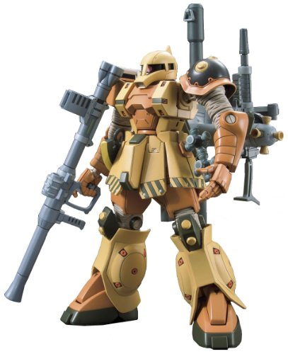 Bandai Hobby Zaku 1 Gundam Thunderbolt Version HG Action Figure