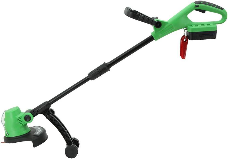 DOTXX Cortasetos 18V 1500Mah Eléctrico Trimmer Power Garden Tools, para Uso En Jardines o Agricultura