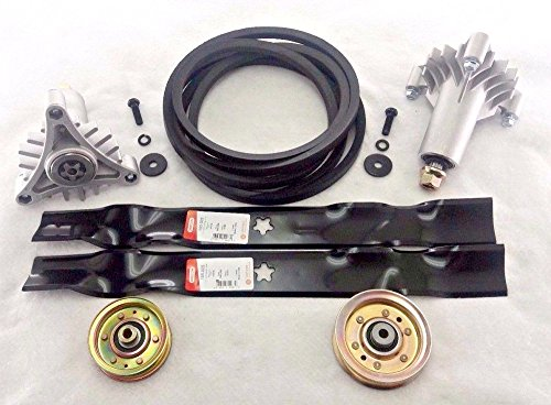 MOWER DECK PARTS REBUILD KIT 144959 134149 CRAFTSMAN LT1000 ()