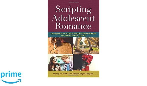 Amazon com: Scripting Adolescent Romance: Adolescents Talk