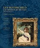 img - for Les Rothschild -une dynastie de mecenes en France : Coffret 3 livres (French Edition) book / textbook / text book
