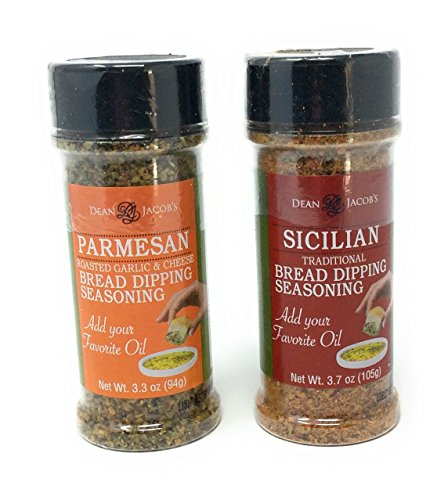 Dean DJ Jacobs Bread Dipping Seasonings (Dipping Seasoning)