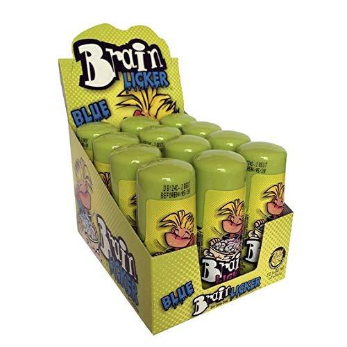 Brain Licker – Sour Rolling Liquid Candy Licker – Full Box Partytüte Süßigkeiten