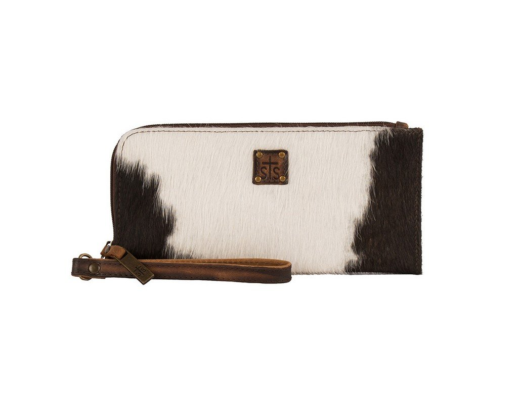 STS Ranchwear Women's The Classic Clutch Cowhide One Size