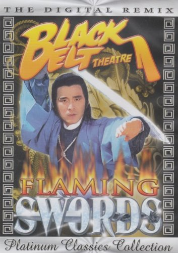 Black Belt Theatre: Flaming Swords