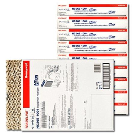 Honeywell Hc26e1004 He265 He365 Humidifier Pad W/ AgionTM Coating - Lot of 10
