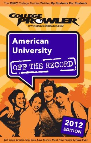 American University 2012