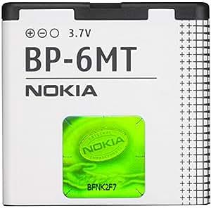 Nokia Battery BP-6MT for Nokia 6720 classic, E51, N81, N81 8GB, N82