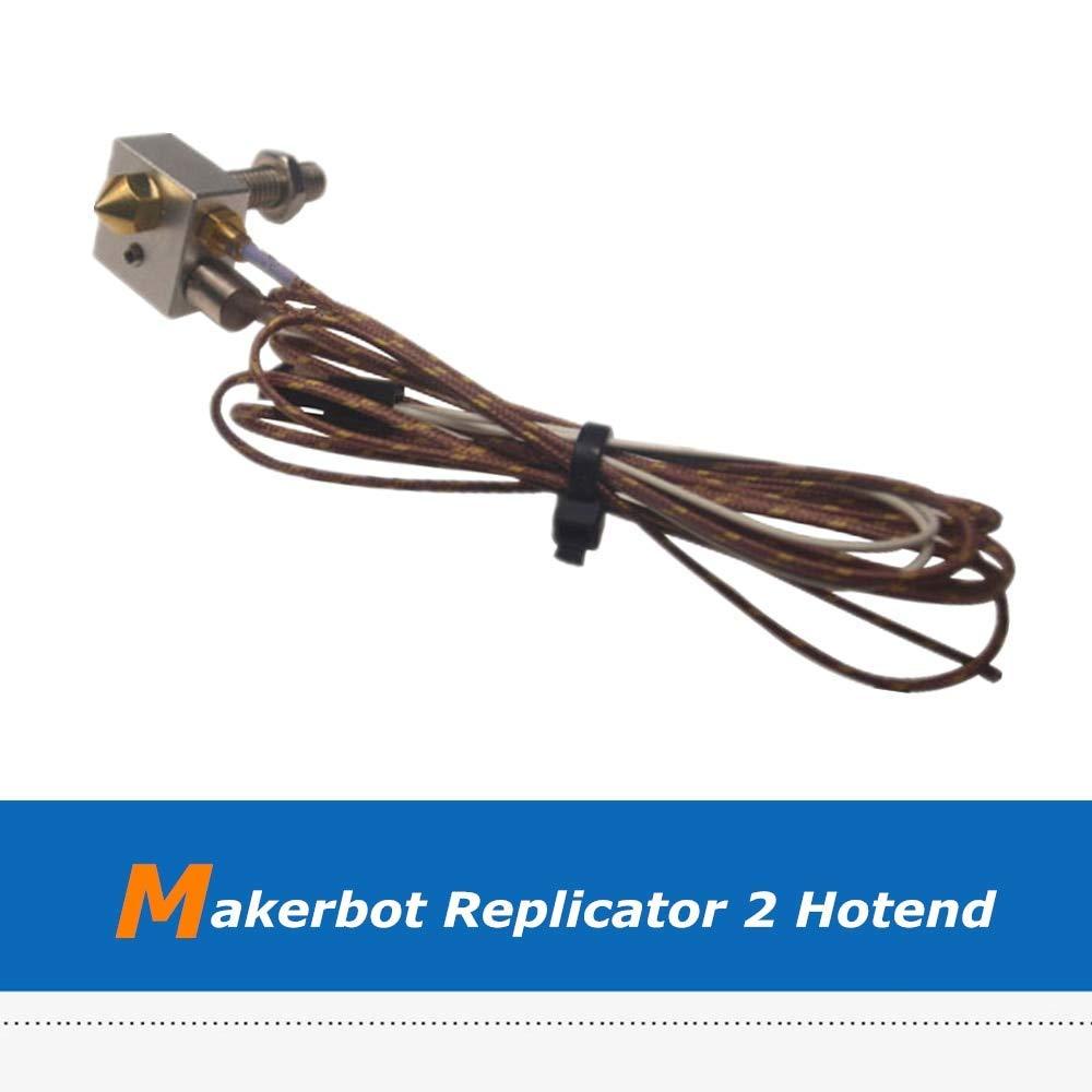 AiCheaX Makerbot Replicator 2 - Tubo de calefacción 3D para ...