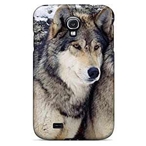 samsung galaxy s4 Hot mobile phone shells Cases Covers Protector For phone Brand wolves