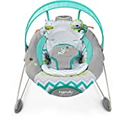 Ingenuity The Gentle Smart Automatic Bouncer, Ridgedale