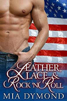 Leather, Lace and Rock-n-Roll (SEALS, Inc., Book 1) by [Dymond, Mia]