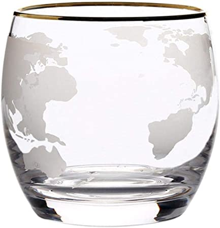 Whisky Vaso Set 250 Ml Whisky Glass Grabado Globo Glass Para ...