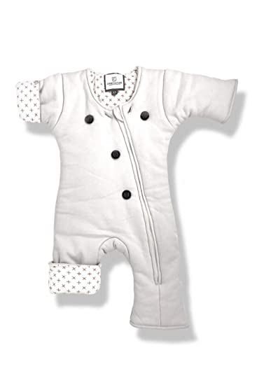 Baby Sleepsuit for Transitioning from Swaddle - 3-7 Months, 12-21 lbs -  Helps Your Infant Sleep Better and