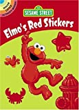 Best Sesame Street Book Of Colors - Sesame Street Elmo's Red Stickers Review