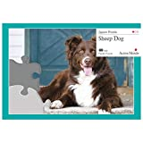 Active Minds 13 Piece Sheep Dog Jigsaw Puzzle | Specialist Alzheimer's/Dementia Activities & Games