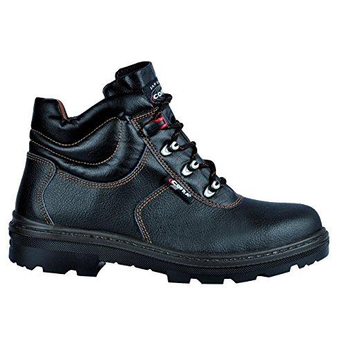 Cofra 25600-000.W36 Paride Bis S3 SRC Chaussures de sécurité Taille 36 Noir