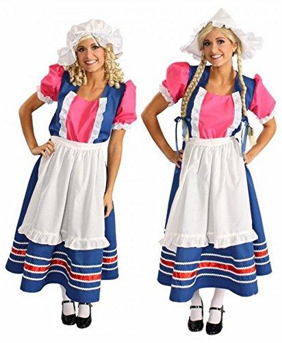 [Dutch Girl/Miss Muffet Costume] (Dutch Girl Costume)