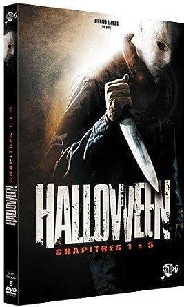 Halloween Saga.Amazon Com Halloween La Saga Les Films 1 A 5 Movies Tv