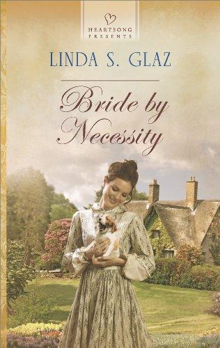 Book: Bride by Necessity (Heartsong Presents) by Linda S. Glaz