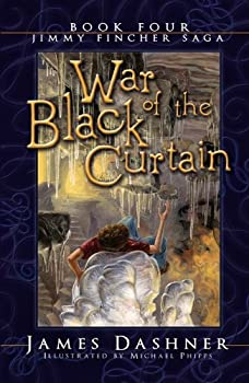 War of the Black Curtain (The Jimmy Fincher Saga, Book 4) 1555178790 Book Cover
