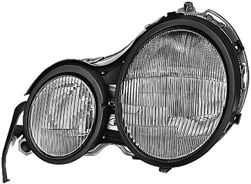 Eagle Eyes FR319-B101R Ford Passenger Side Head Lamp Assembly FO2503199V rm-EGL-FR319-B101R
