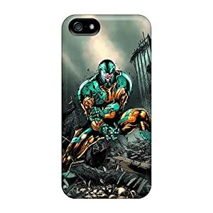 KevinCormack Apple Iphone 5/5s Excellent Cell-phone Hard Covers Custom High Resolution Manowar Band Pattern [Mjx820eQRW]