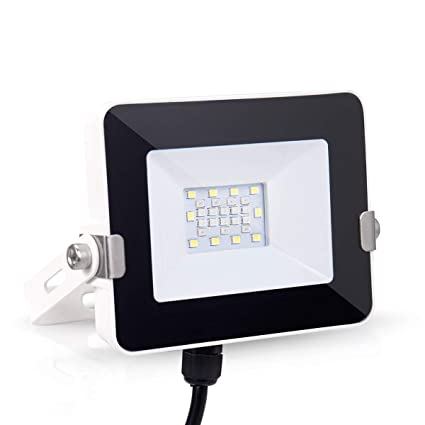 LOHAS LED RGBW Smart Flood Light, Wifi Control Small Color Lighting, Indoor Outdoor Security
