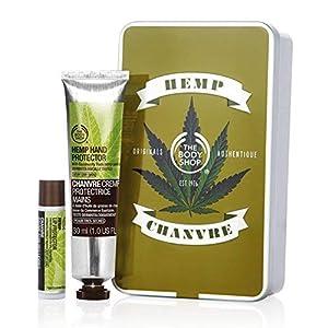 The Body Shop Hemp Express Moisture High Gift Set