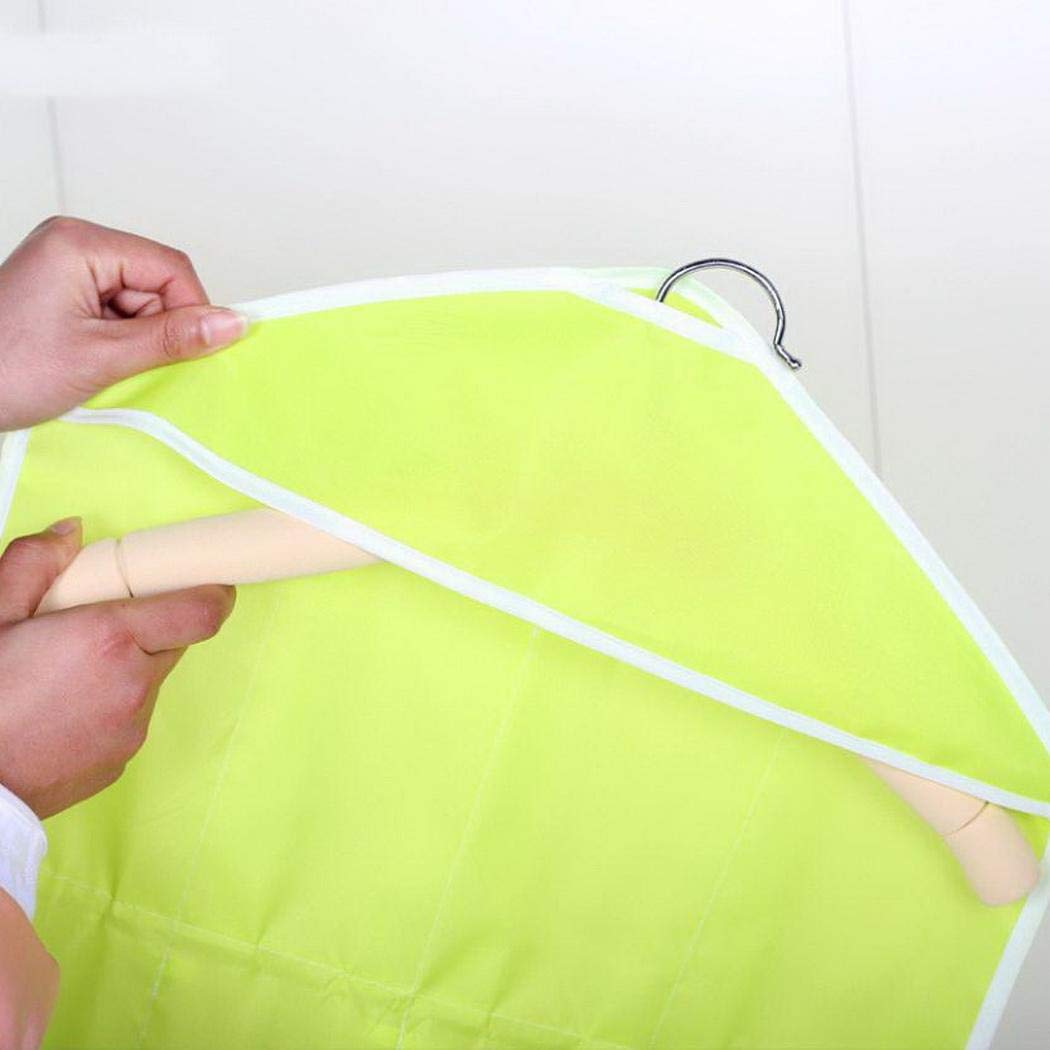 Sioneit H/ängende Aufbewahrungsbeutel Wandtasche H/ängende Aufbewahrungsbeutel W/äscheklammerbeutel