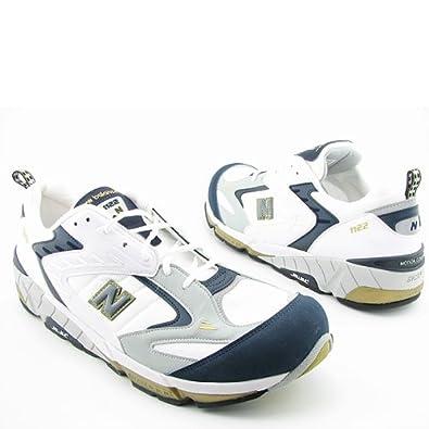 Amazon.com | New Balance - Men\u0027s M1122 - Series 1122 - Color M1122MC  White/Navy | Track \u0026 Field \u0026 Cross Country