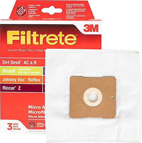 Amazon.com: 3M Filtrete Dirt Devil AC & R/Bissell GE ...