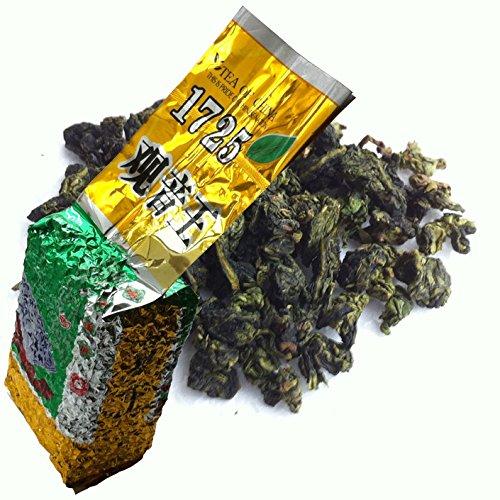 (Chinese Fujian Anxi High Mountain Oolong Tea, Tie Guan Yin, Iron Goddess of Mercy)