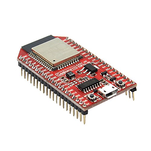 Makerfocus ESP32 DevKit ESP32 Development Board ESP WROOM 32 Board WiFi Bluetooth Ultra Low Power Consumption Dual Cores by MakerFocus (Image #4)