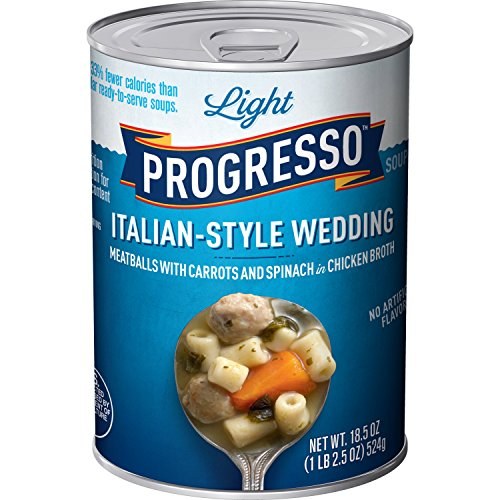 Progresso Light Soup Italian Wedding Pack Of 12