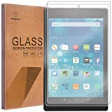 [2-PACK]-Mr Shield For All-New Fire HD 8 (6th Gen, 2016 Release) [Tempered Glass] Screen Protector [0.3mm Ultra Thin 9H Hardness 2.5D Round Edge] with Lifetime Replacement Warranty