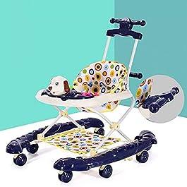 Andador para bebés plegable divertido