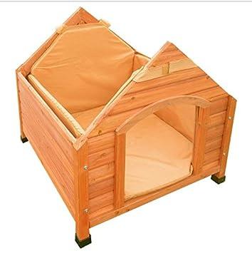 Insulation Aislamiento tapizado para caseta de perro, pequeño, 57 x 56 x 50 cm (largo x ancho x alto): Amazon.es: Productos para mascotas