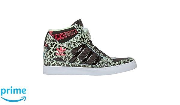 Adidas - Zapatillas Deportivas con Estampado Leopardo Forum Up W - Raras - Colores Negro/Verde/Rosa - Negro Verde, UK6 EUR39 1/3 US7.5: Amazon.es: Zapatos y ...