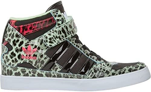Adidas - Zapatillas Deportivas con Estampado Leopardo Forum Up W ...