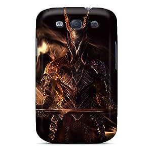 Premium Durable Dark Souls Fashion Tpu Galaxy S3 Protective Cases Covers