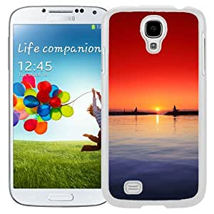 Beautiful Sunset Scenery (2) Durable High Quality Samsung Galaxy S4 I9500 Case