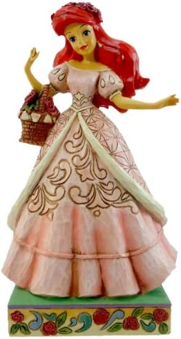 Disney Traditions by Jim Shore Ariel Summer Figurine, 7-1 4-Inch