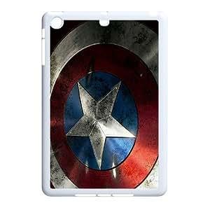 YUAHS(TM) DIY Phone Case for Ipad Mini with Captain America YAS110958