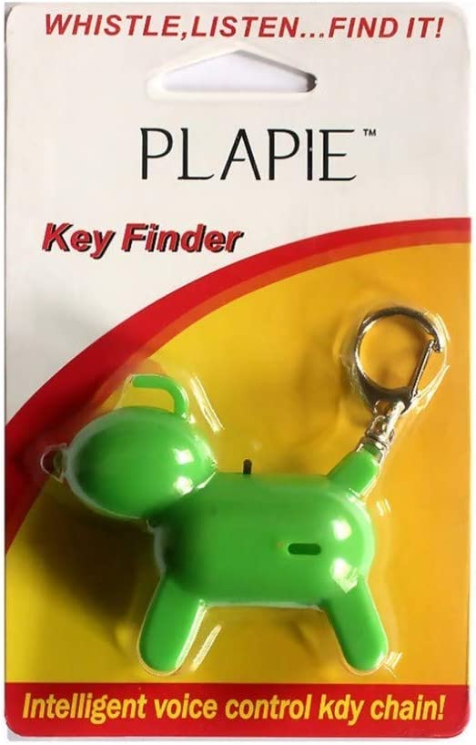 Pink Amaping Item Finder Smart Key Pets Kids Locator Anti-Lost Alarm Mini Puppy Shape Wireless Car Motor GPS Realtime Tracker Device
